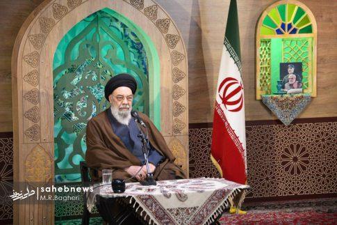 دیدار نیرهای مسلح اصفهان با امام جمعه (3)