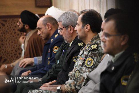 دیدار نیرهای مسلح اصفهان با امام جمعه (7)