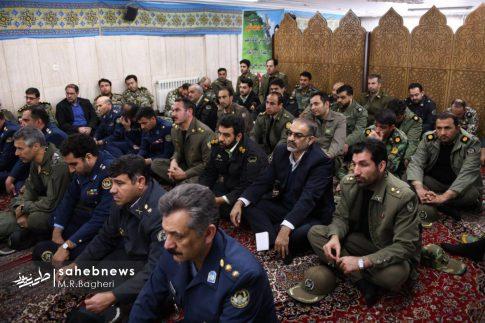 دیدار نیرهای مسلح اصفهان با امام جمعه (8)
