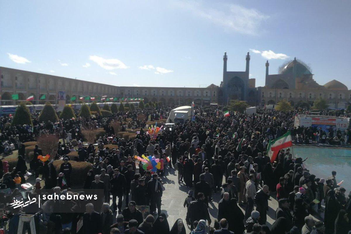 راهپیمایی 22 بهمن 98 اصفهان (10)