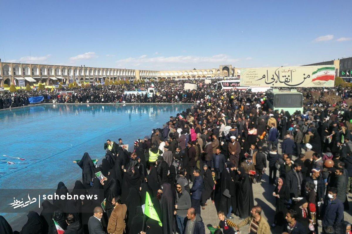 راهپیمایی 22 بهمن 98 اصفهان (11)