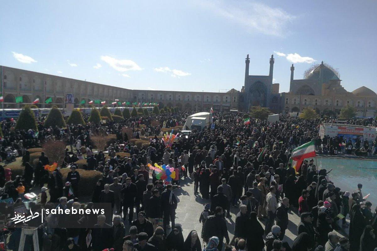راهپیمایی 22 بهمن 98 اصفهان (13)
