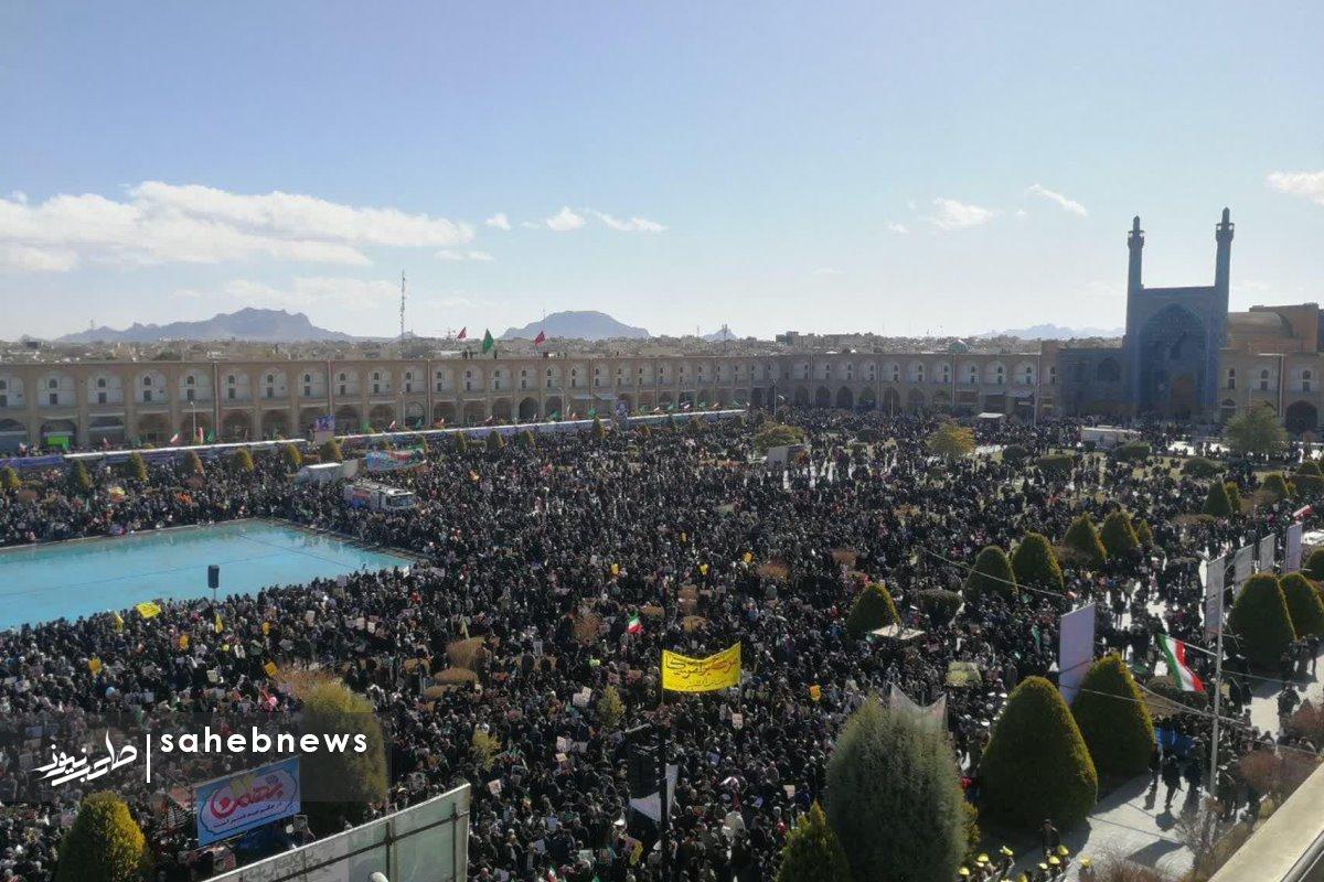 راهپیمایی 22 بهمن 98 اصفهان (15)