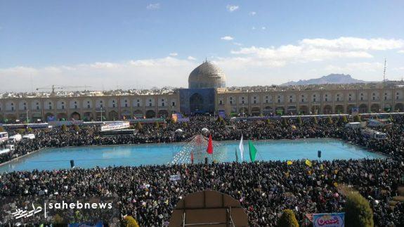 راهپیمایی 22 بهمن 98 اصفهان (16)