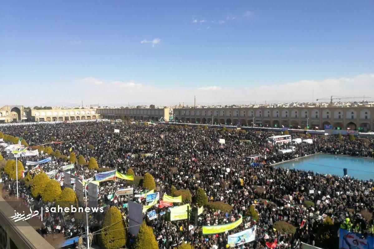 راهپیمایی 22 بهمن 98 اصفهان (18)