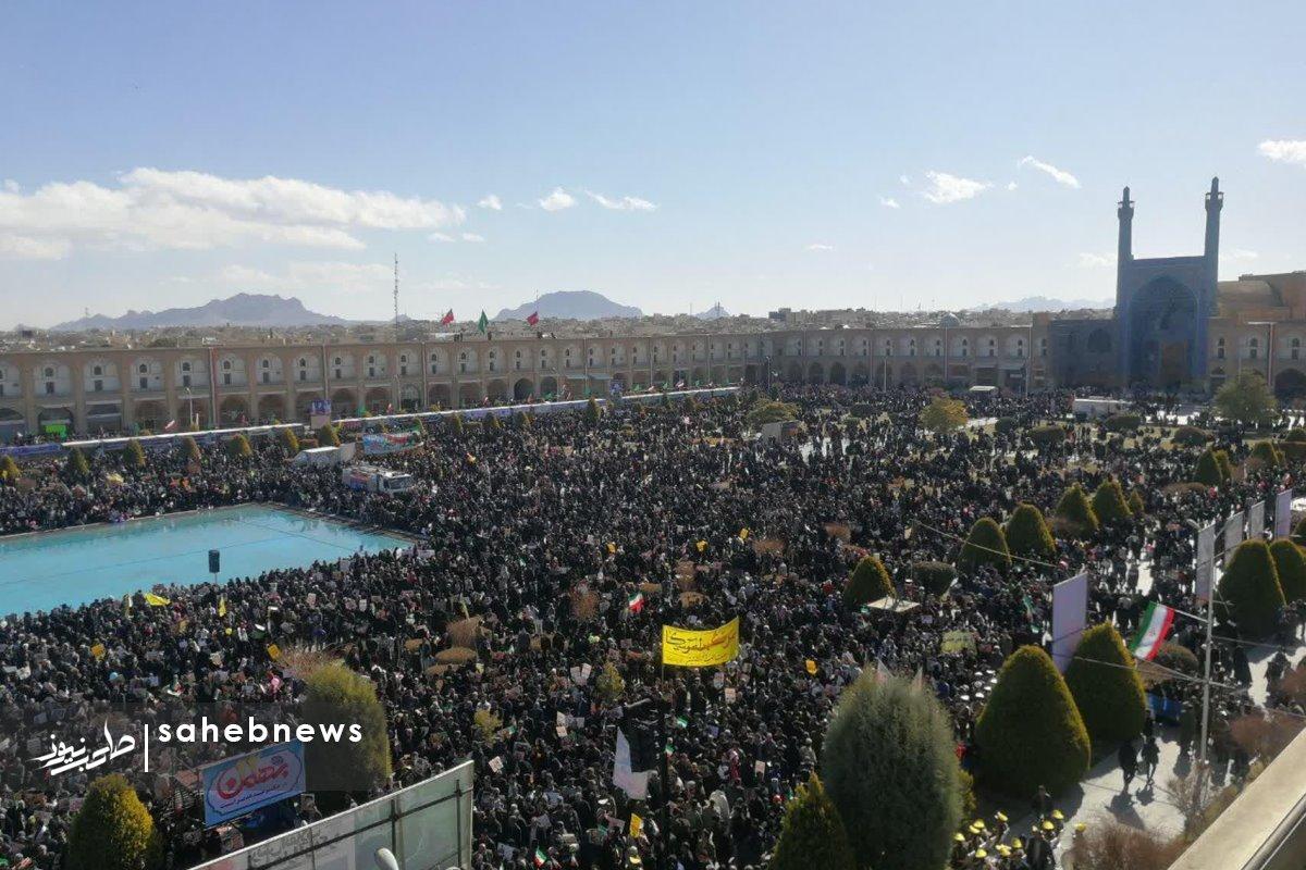 راهپیمایی 22 بهمن 98 اصفهان (19)