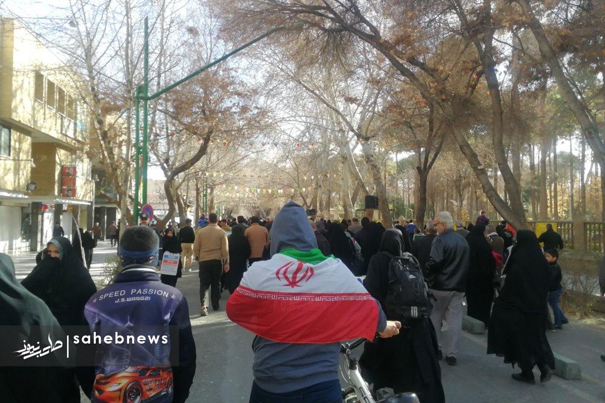 راهپیمایی 22 بهمن 98 اصفهان (20)