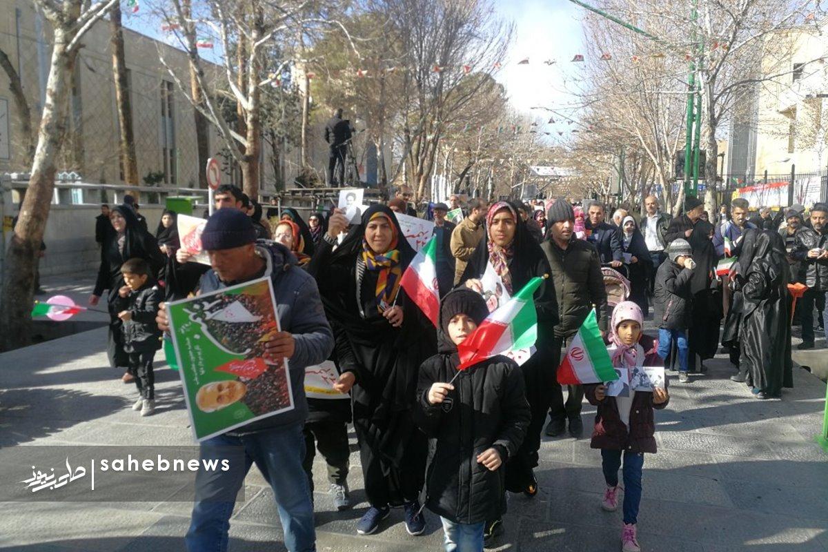 راهپیمایی 22 بهمن 98 اصفهان (21)