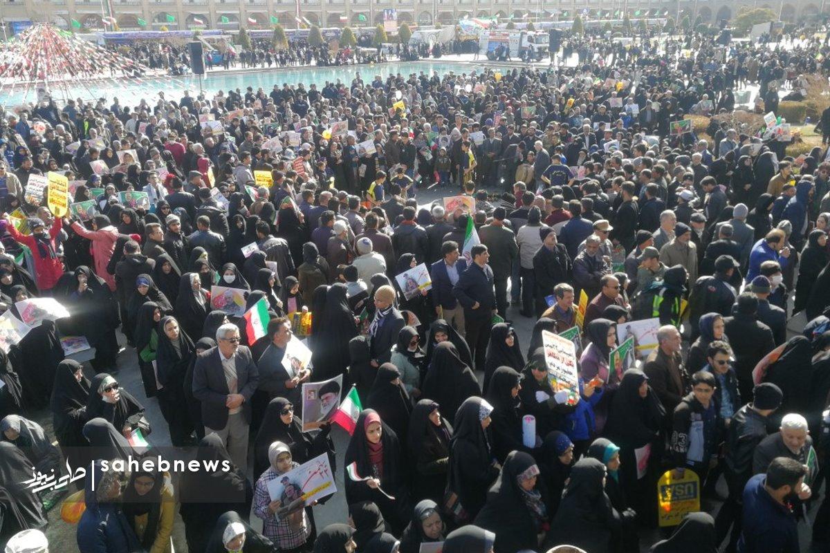راهپیمایی 22 بهمن 98 اصفهان (24)
