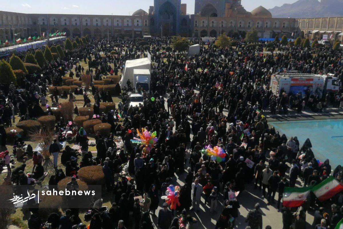 راهپیمایی 22 بهمن 98 اصفهان (4)