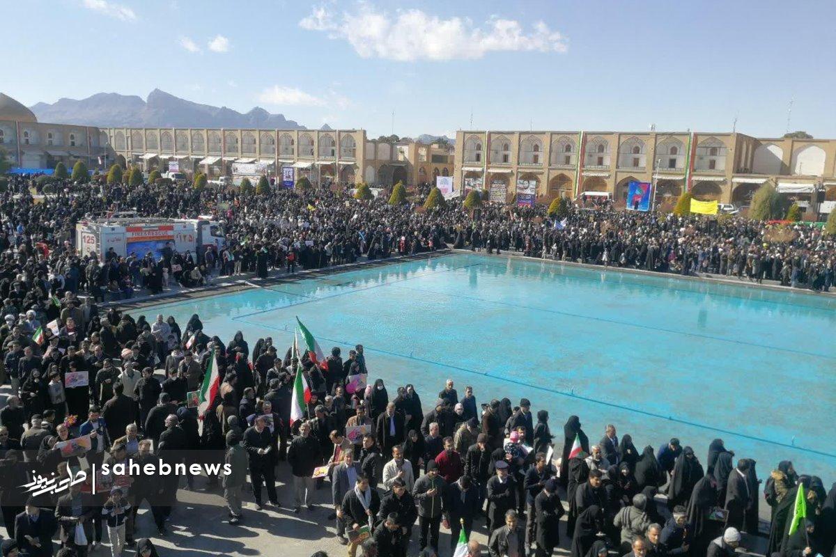 راهپیمایی 22 بهمن 98 اصفهان (5)