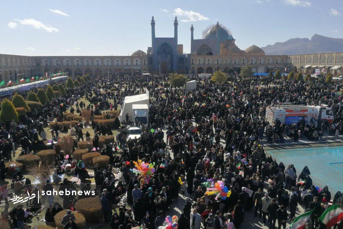 راهپیمایی 22 بهمن 98 اصفهان (6)