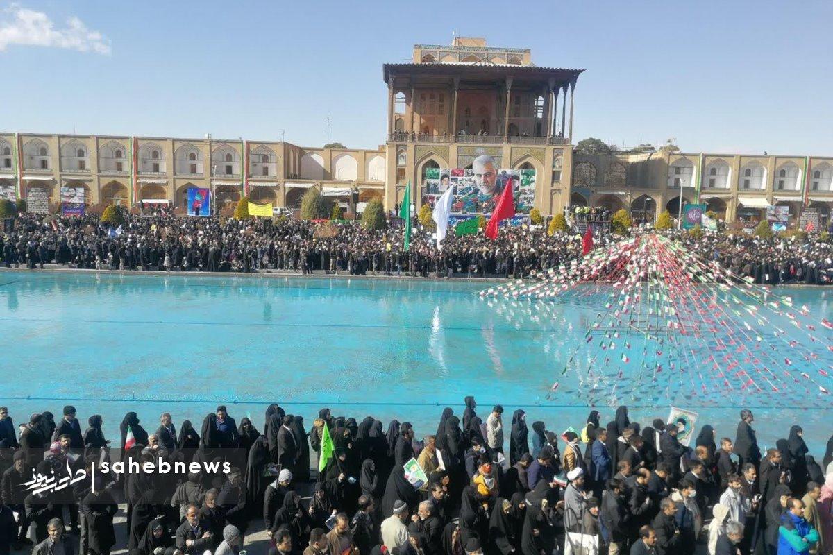 راهپیمایی 22 بهمن 98 اصفهان (7)