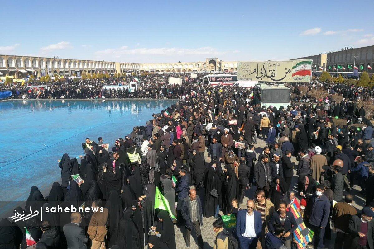 راهپیمایی 22 بهمن 98 اصفهان (8)