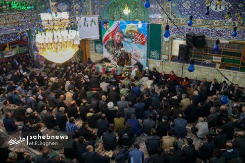 وداع با شهید باب الخانی (17)