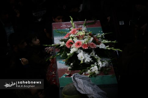 وداع با شهید باب الخانی (19)