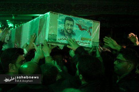 وداع با شهید باب الخانی (23)