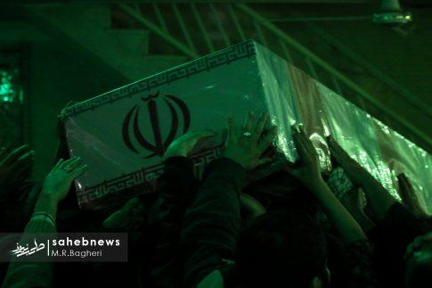وداع با شهید باب الخانی (24)