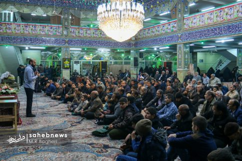 وداع با شهید باب الخانی (5)