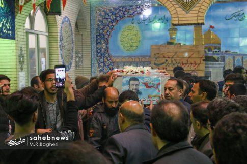 وداع با شهید باب الخانی (9)