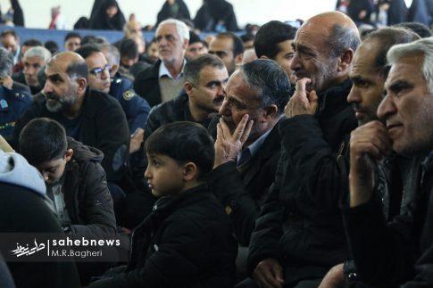 چهلمین روز شهادت سپهبد سلیمانی (1)