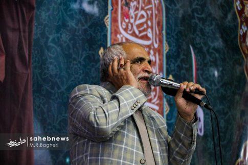 چهلمین روز شهادت سپهبد سلیمانی (14)