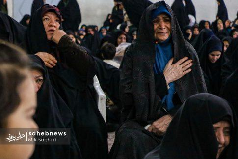 چهلمین روز شهادت سپهبد سلیمانی (7)