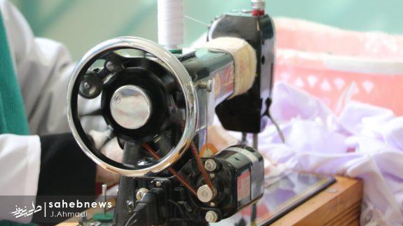 تولید ماسک کرونا توسط بسیج اصفهان (18)