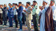 اقامه نماز عید سعید فطر در شهرستان برخوار (5)