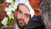 تشییع پیکر مرحوم حجت الاسلام رزمجو امام جمعه کمشچه برخوار (17)