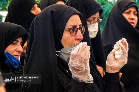تشییع پیکر مرحوم حجت الاسلام رزمجو امام جمعه کمشچه برخوار (20)