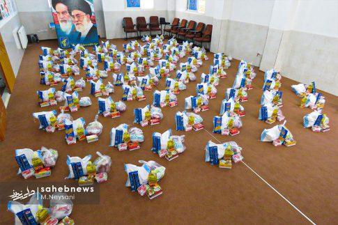 رزمایش مواسات و کمک مومنانه در شهرستان برخوار (13)