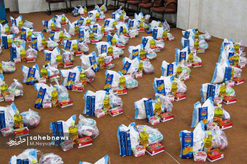 رزمایش مواسات و کمک مومنانه در شهرستان برخوار (5)