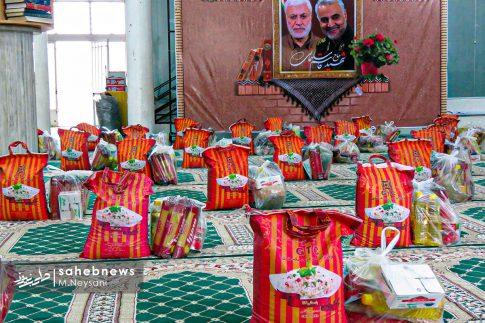 رزمایش مواسات و کمک مومنانه در شهرستان برخوار (8)