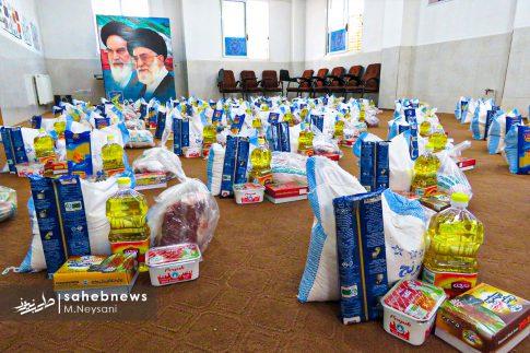 رزمایش مواسات و کمک مومنانه در شهرستان برخوار (9)