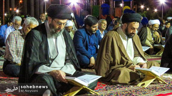 مراسم بزرگداشت امام جمعه شهر کمشچه برخوار (7)