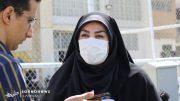 نسرین شاکری فرد اداره کل ورزش و جوانان استان اصفهان