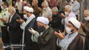 اقامه نخستین نماز جمعه سال 1399 - شهرستان برخوار (13)