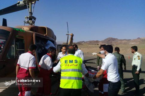اورژانس هوایی اصفهان (2)