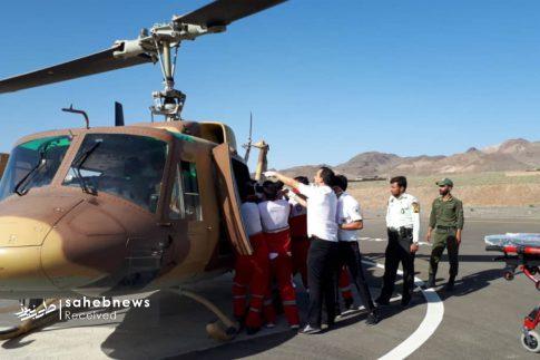 اورژانس هوایی اصفهان (8)