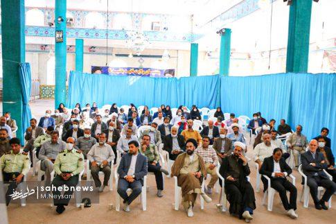 تصاویر آئین گرامیداشت هفته قوه قضائیه و شهدای ۷ تیر در امامزاده نرمی (12)