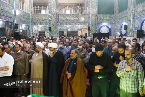صابری - تشیع و دعا ندبه (2)