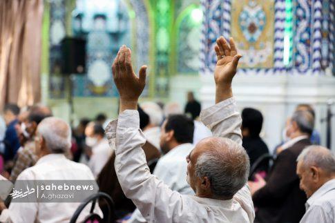 صابری - تشیع و دعا ندبه (23)