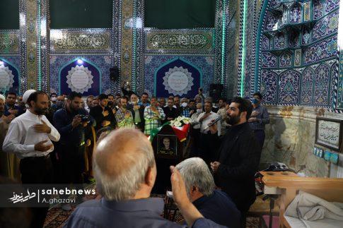 صابری - تشیع و دعا ندبه (37)