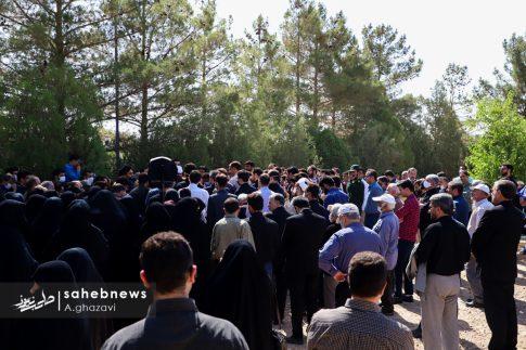 صابری - تشیع و دعا ندبه (40)