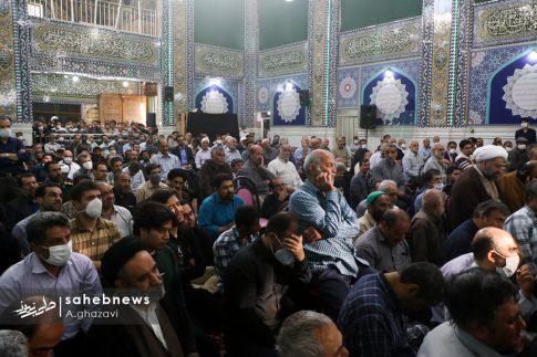 صابری - تشیع و دعا ندبه (5)