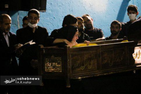 مراسم وداع صابری (35)