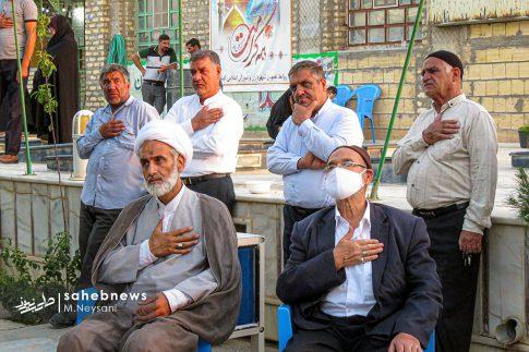 ویژه برنامه جشن دهه کرامت در شهرستان برخوار (1)
