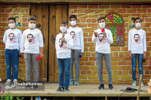 ویژه برنامه جشن دهه کرامت در شهرستان برخوار (14)