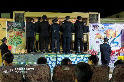 ویژه برنامه جشن دهه کرامت در شهرستان برخوار (18)